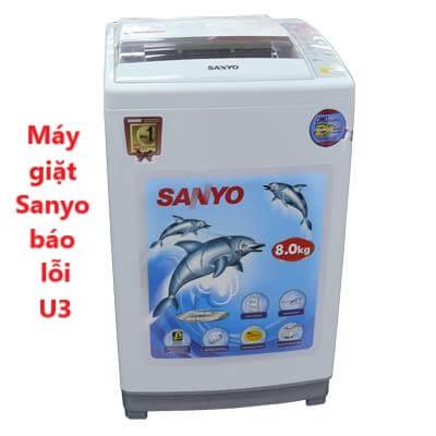 may giat sanyo bi loi u3